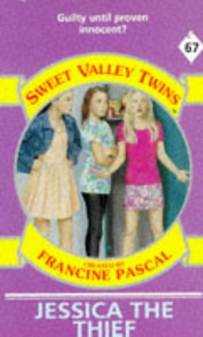 9780553406306: Sweet Valley Twins #67: JESSICA THE THIEF