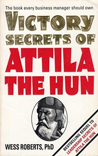 9780553406443: Victory Secrets of Attila the Hun