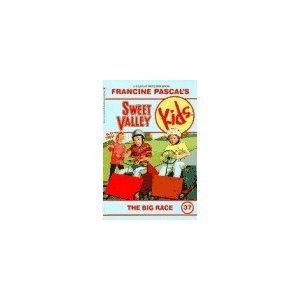 9780553406993: The Big Race (Sweet Valley Kids)