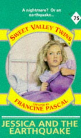 9780553407068: Jessica and the Earthquake (Sweet Valley Twins)