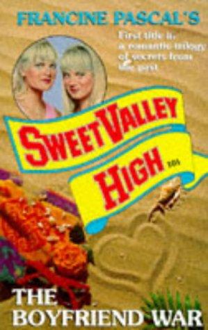 The Boyfriend War (Sweet Valley High): William, Kate