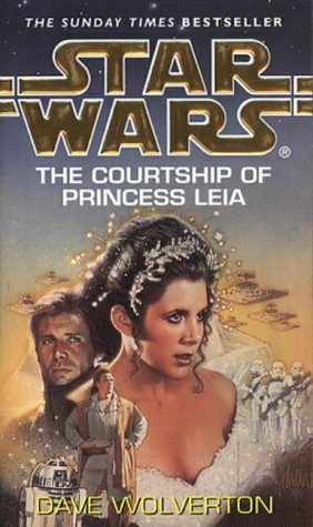 9780553408072: Star Wars: The Courtship of Princess Leia