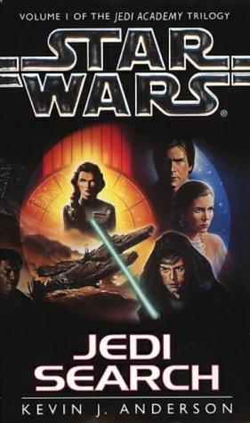 9780553408089: Jedi Search (Jedi Academy)