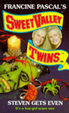 Steven Gets Even (Sweet Valley Twins) (0553408380) by Jamie Suzanne