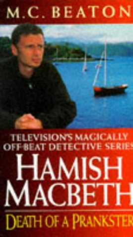 9780553409697: Death of a Prankster (Hamish Macbeth Mysteries, No. 7)