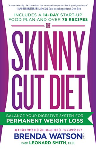 9780553417968: The Skinny Gut Diet: Balance Your Digestive System for Permanent Weight Loss