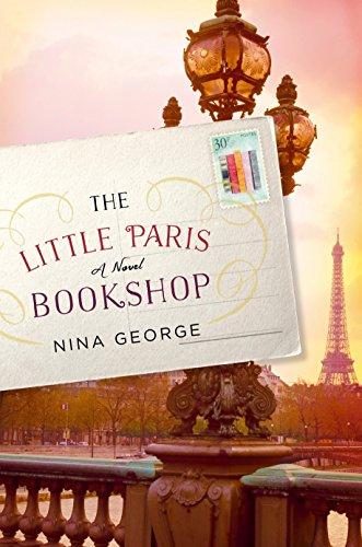 Cover of the book, The Little Paris Bookshop.