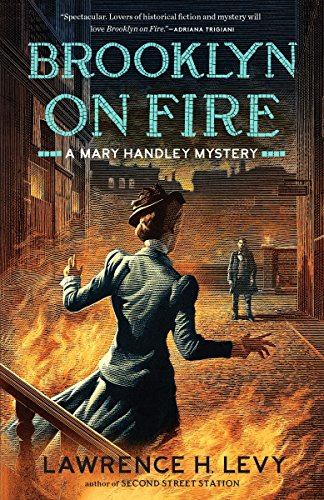 9780553418941: Brooklyn on Fire (Mary Handley Mystery)