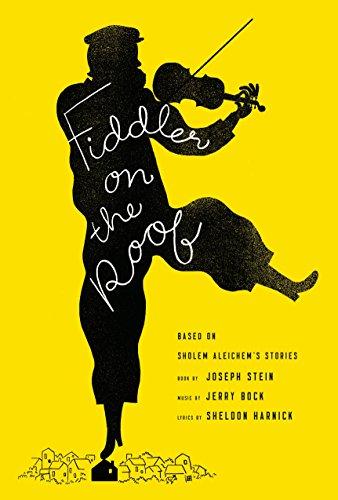 Fiddler on the Roof Based on Sholem: Stein, Joseph