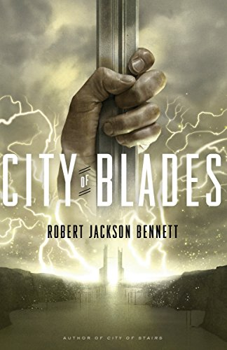 9780553419719: City of Blades (The Divine Cities)