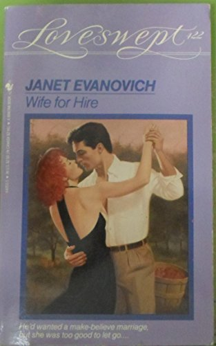 9780553440539: Wife for Hire (Loveswept, No.422)