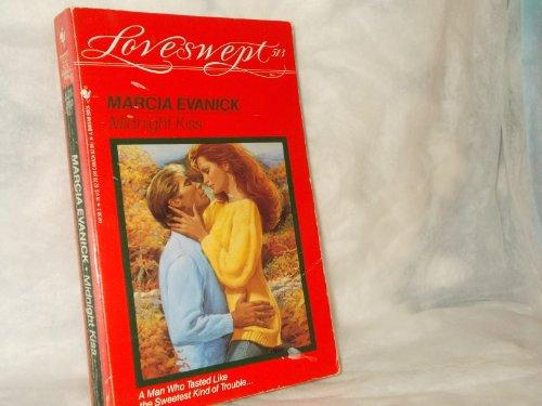 MIDNIGHT KISS (Loveswept): Evanick, Marcia