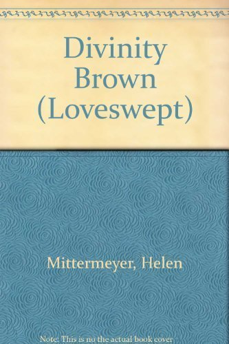 9780553445220: DIVINITY BROWN (Loveswept)