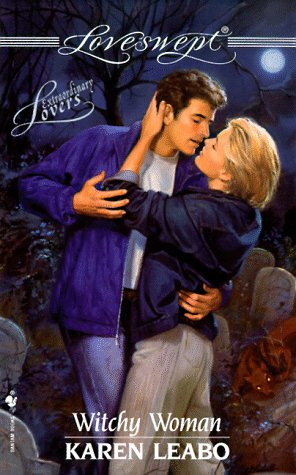 9780553446524: Witchy Woman (Loveswept)