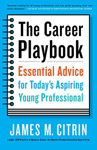 9780553446968: The Career Playbook: Essential Advice for Today's Aspiring Young Professional
