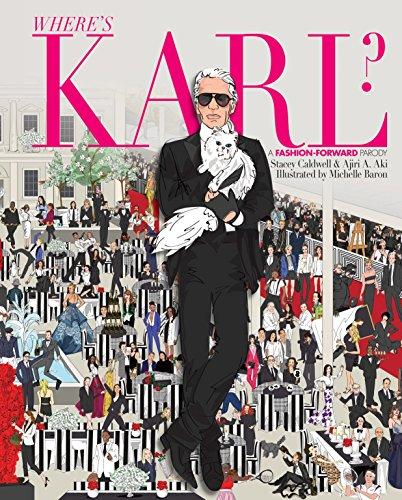 9780553447927: Where's Karl?: A Fashion-Forward Parody
