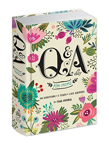 9780553448214: Q&A a Day for Moms: A 5-Year Journal