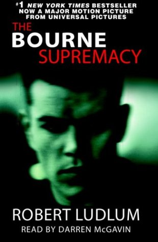 9780553451597: The Bourne Supremacy (Bantam audio cassette)