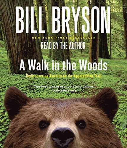 9780553455922: A Walk in the Woods: Rediscovering America on the Appalachian Trail