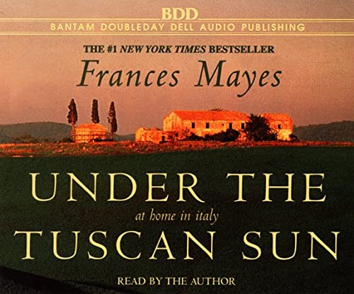 9780553455984: Under the Tuscan Sun (Audio CD)