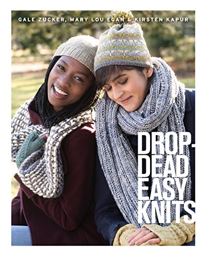 9780553459340: Drop-Dead Easy Knits