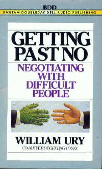 9780553470222: Getting Past No