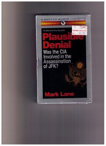 Plausible Denial: Lane, Mark