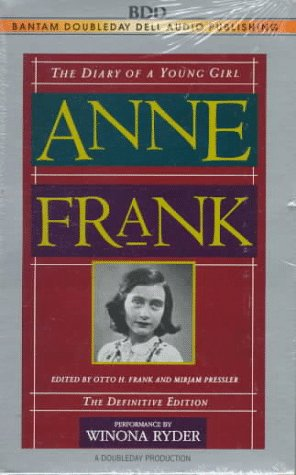 9780553473476: Anne Frank: The Diary of a Young Girl
