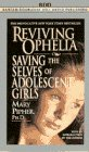 reviving olphelia by mary pipher essay This one-page guide includes a plot summary and brief analysis of reviving ophelia by dr mary pipher reviving ophelia quotes, and essay topics.