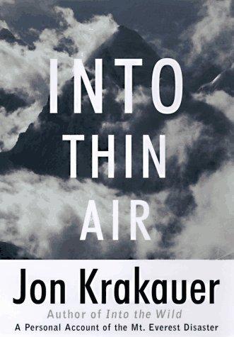 9780553478679: Into Thin Air