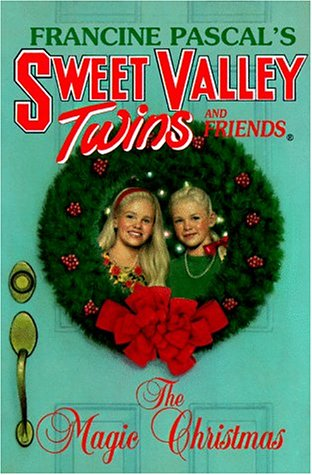 9780553480511: The Magic Christmas (Sweet Valley Twins Magna Editions)