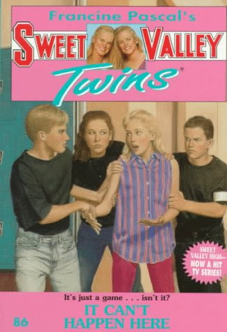 It Can't Happen Here (Sweet Valley Twins): Francine Pascal