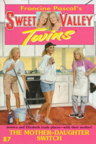 9780553481174: The Mother-Daughter Switch (Sweet Valley Twins)