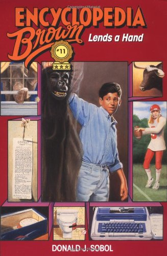 9780553481334: Encyclopedia Brown Lends a Hand
