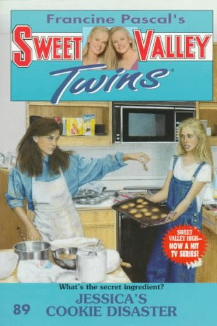 9780553481914: Jessica's Cookie Disaster (Sweet Valley Twins)