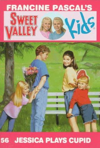 9780553482072: JESSICA PLAYS CUPID-P561359/4 (SVK #56) (Sweet Valley Kids)