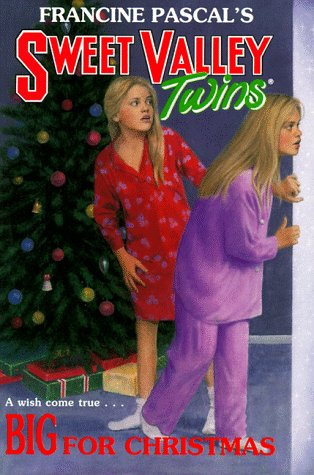 9780553482492: BIG FOR CHRISTMAS (Sweet Valley Twins)