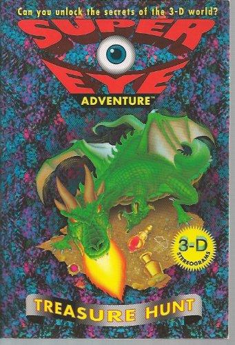 9780553483208: TREASURE HUNT (A Super Eye Adventure)