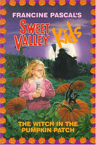 9780553483420: The Witch in the Pumpkin Patch (Sweet Valley Kids)