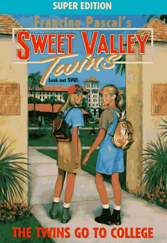 9780553483475: The Twins Go to College (Sweet Valley Twins)