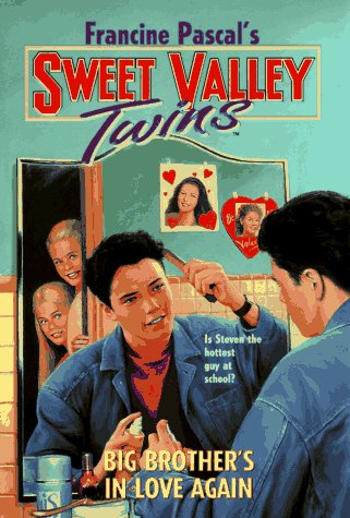 9780553484359: Big Brother's in Love Again (Sweet Valley Twins)