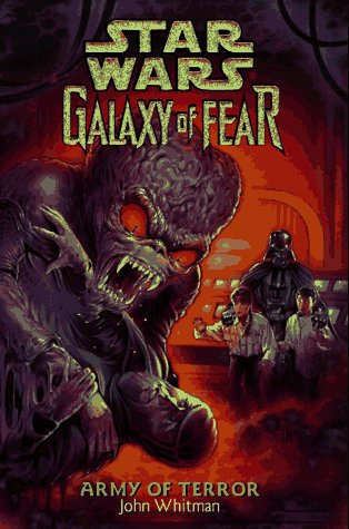 9780553484557: Army of Terror (Star Wars: Galaxy of Fear, Book 6)