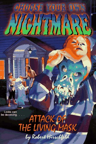 9780553484618: Attack of the Living Mask (Choose Your Own Adventure(R))
