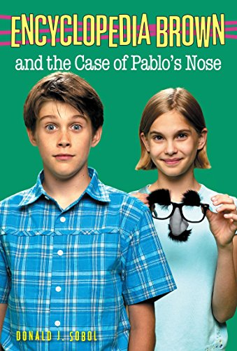 9780553485134: Encyclopedia Brown and the Case of Pablos Nose