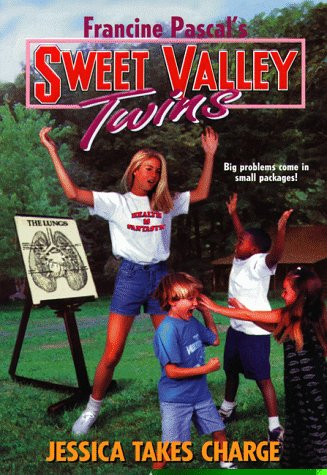 9780553486001: Jessica Takes Charge (Sweet Valley Twins)