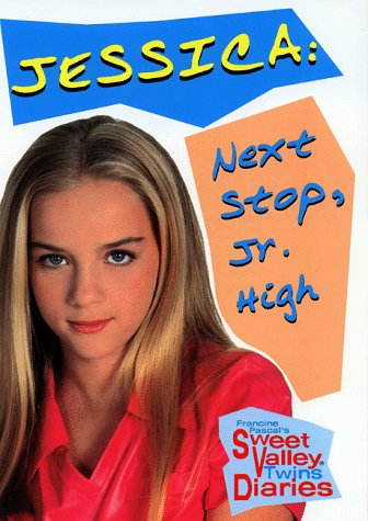 9780553486070: Jessica: Next Stop, Junior High
