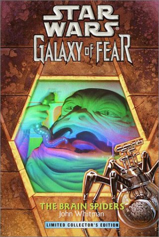 9780553486377: Galaxy of Fear 7: Brain Spiders