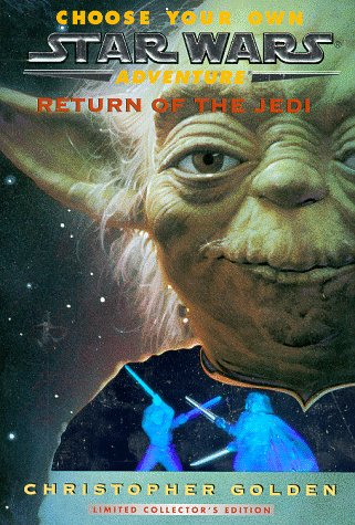 Return of the Jedi (Choose Your Own Star Wars Adventures): Golden, Christopher