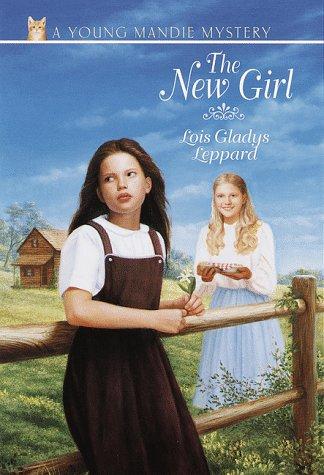 9780553486605: The New Girl (Young Mandie Mystery #2)