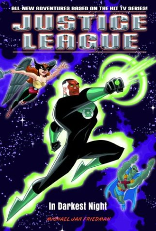 9780553487718: In Darkest Night (Justice League)